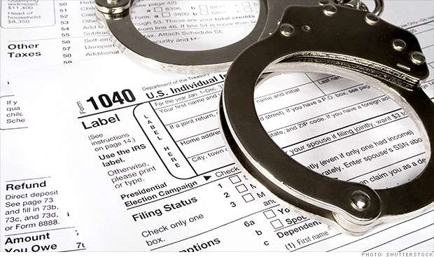 Tax Fraud Lawyers Atlanta